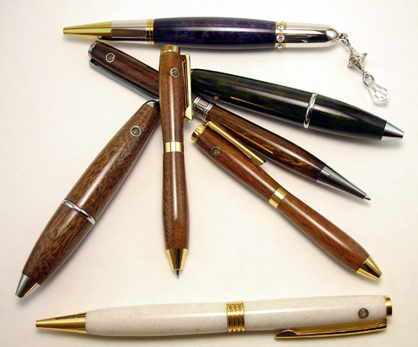 Stanhope pens and pencils