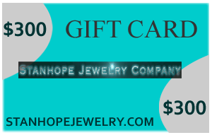 $300 Stanhope Jewelry Gift Card